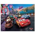 Cars Race - plakat