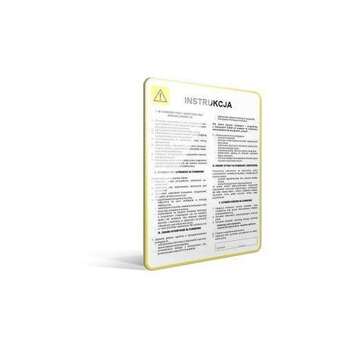 Instrukcja BHP dla oczyszczalni ścieków
