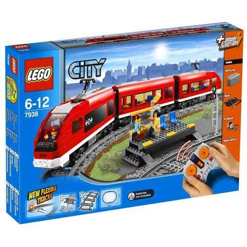 Lego CITY Pociąg osobowy 7938