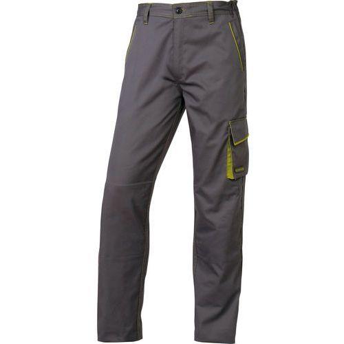 Spodnie robocze Panostyle M6PAN, r. XL, szary/zielony Panoply (M6PANGRXG)