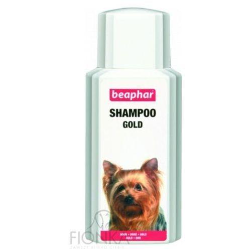 BEAPHAR szampon Gold pielęgnacyjny z jodem