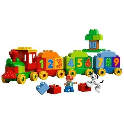 Lego DUPLO Pociąg z cyferkami 10558 wyprzedaż