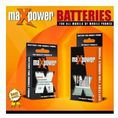 Bateria maXpower do Sony Ericsson W300/K800/K550 Li-ion 1200mAh (BST-33)