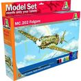 "ITALERI Model set ""home play"" MC. 202 (op. 23,4x29,2x4,5 cm, 1/72)"