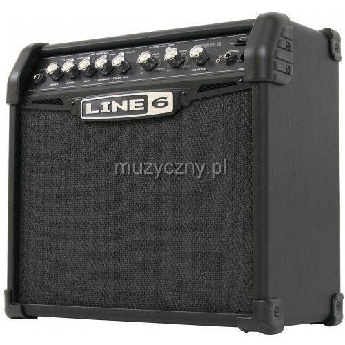 Line 6 Spider IV 15 wzmacniacz gitarowy