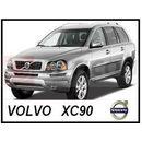 VOLVO XC90 - Zestaw MAX Oświetlenie wnętrza LED