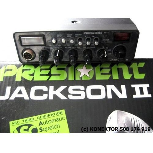 President Jackson II ASC