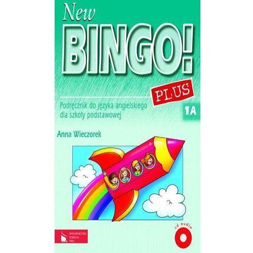 New Bingo! PLUS. Klasa 1. Podręcznik 1A i 1B z 2 płytami CD-ROM [opr. miękka]
