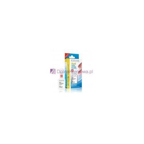EVELINE Nail Therapy 8w1 Total Action skoncentrowana odżywka do paznokci 12ml EV33513