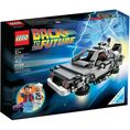 Lego THE DELOREAN TIME MACHINE The delorean time machine 21103