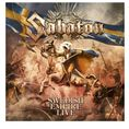 Sabaton - Swedish Empire Live [Deluxe Edition] [CD+3DVD+2BR]