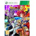 Dragon Ball Z Battle of Z [Xbox 360]