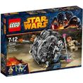 Lego STAR WARS General grievous` whebike 75040