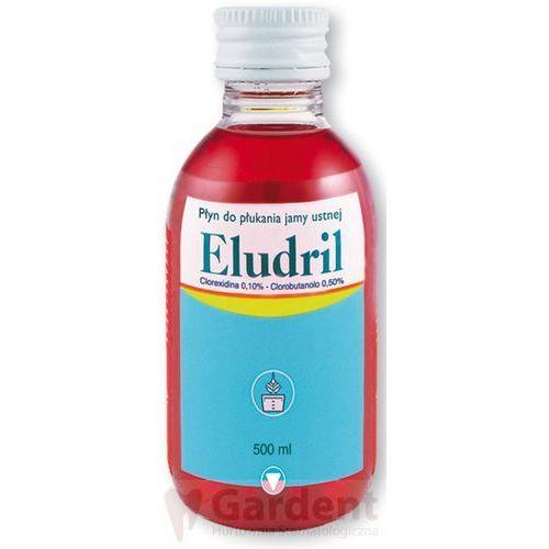 Eludril - Płyn Do Płukania Jamy Ustnej - 500ml