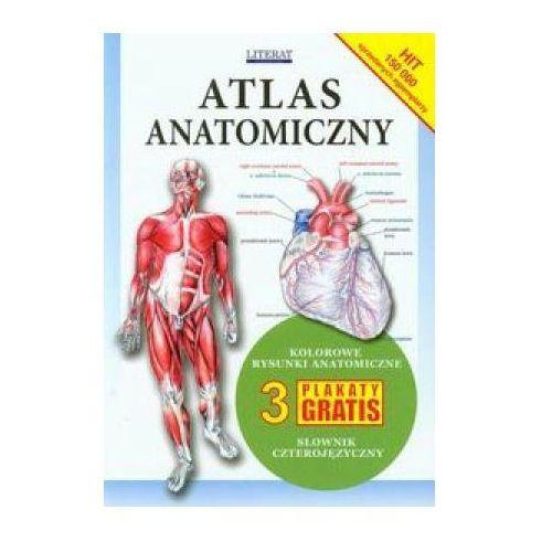 Atlas anatomiczny [opr. miękka]