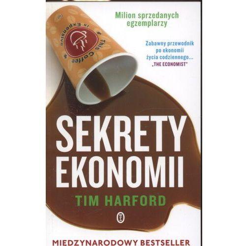Sekrety ekonomii [opr. broszurowa]