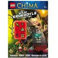 LEGO® Legends of Chima™. Wilki i Krokodyle LNC202 [opr. miękka]