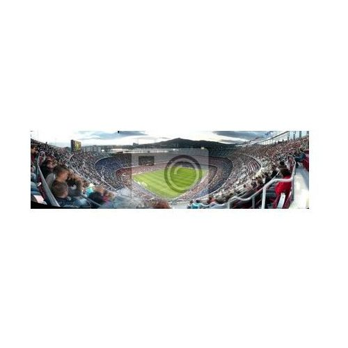 Fototapeta Stade ci FC Barcelone