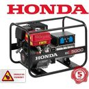 Agregat prądotwórczy HONDA EC5000 (5kW) + OLEJ + DOSTAWA GRATIS