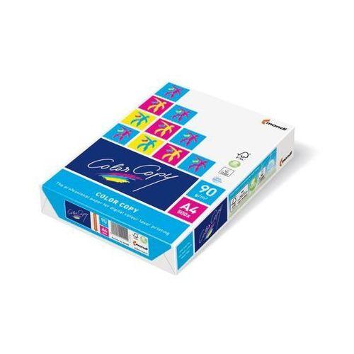 Papier satynowy Color Copy Mondi, format A4, 90g, 500 arkuszy - Super Cena