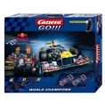 CARRERA - GO!!! RED BULL RACING - WORLD CHAMPIONS - 62278