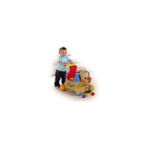 Fisher Price Szczeniaczkowy Chodzik Jeździk X6838