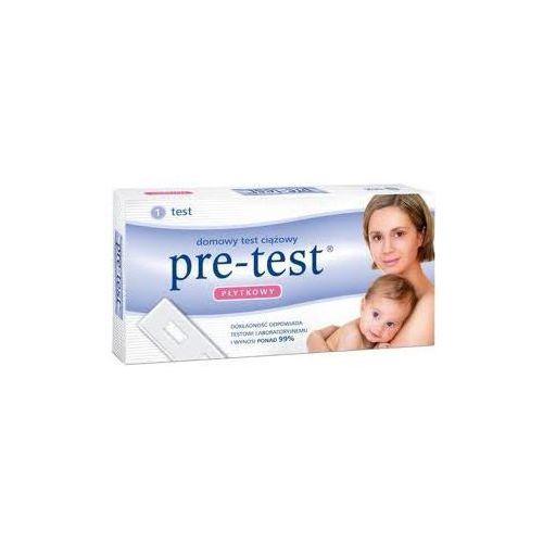 Test ciążowy pre-test płytkowy 1 szt