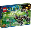 Lego CHIMA Legends of Żądło scorma 70132