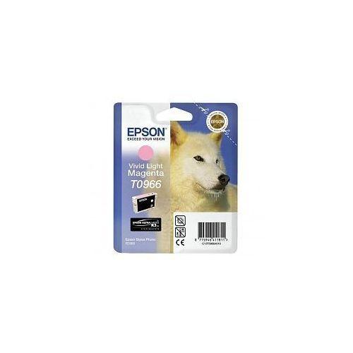 Epson T0966 Ultrachrome - wkład atramentowy jasny purpurowy 11,4 ml
