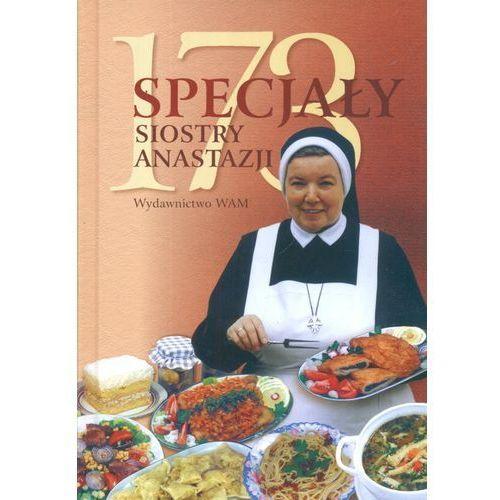 173 specjały siostry Anastazji - Anastazja Pustelnik [opr. twarda]